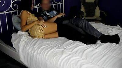 Студентка дружку предложила снять домашнее вечернее видео секса